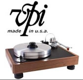 VPI - VPI Classic Turntable with JMW10.5i SE Tonearm