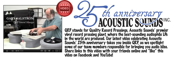 Acoustic Sounds 25th Anniversary