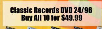 DVD 24/96 Set