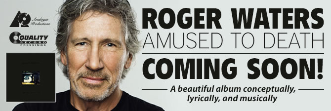 Roger Waters / Amused To Death