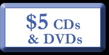 25th Anniversary Super Sale - $5 CDs