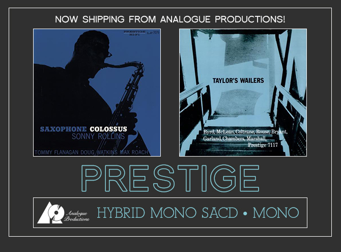 Analogue Productions (Prestige)