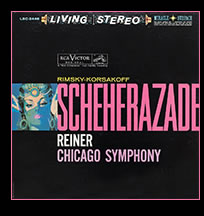Fritz Reiner / Rimsky-Korsakov: Scheherazade