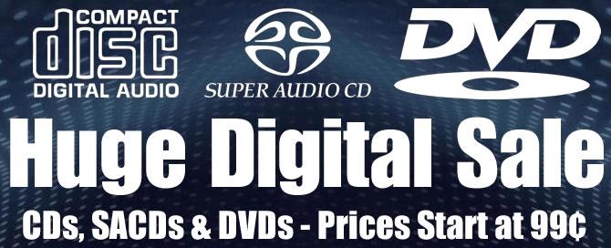 Vinyl Records Sacds Dvd Audio Audiophile Equipment