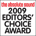 Absolute Sound Editors Choice 2009