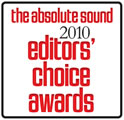 The Absolute Sound - 2010 Editors' Choice Awards