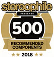 Stereophile - 2018 500 Recommended Components