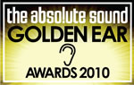 TAS Golden Ear Award 2010' Choice Awards