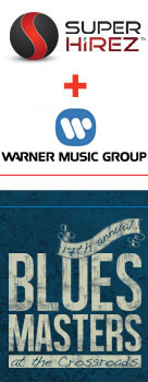 Blues Masters DSD, Warner Content Mark Super HiRez Anniversary