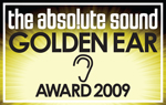 TAS Golden Ear Award 2009