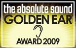 TAS Golden Ear Award 2009