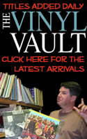 Recently Added - Vinyl Vault