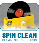 Spin-Clean - Record Washer System
