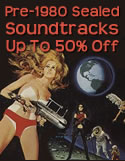 Preowned Sealed Soundtracks