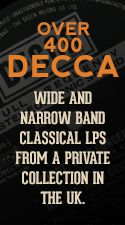 Decca Wide and Narrow