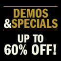 Demos and Specials