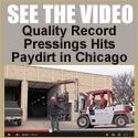 Quality Record Pressings Hits Paydirt: SEE THE VIDEO