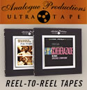 Analogue Productions Ultra Tape!