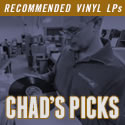Recommended Vinyl LPs