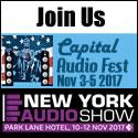 November Audio Shows 2017