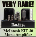 McIntosh KIT 30 mono amplifier
