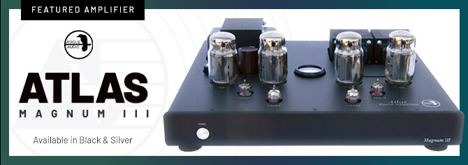 Rogue Audio - Atlas Magnum III Power Amplifier