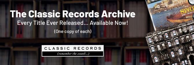 Classic Records Archive