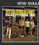 Oscar Peterson Trio / West Side Story