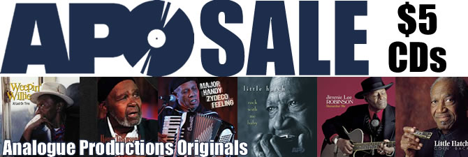 APO Records Sale