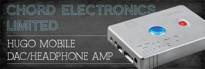 Chord Electronics Limited - Hugo Mobile DAC/Headphone Amp
