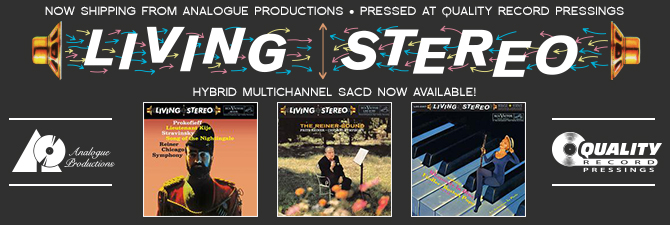 Analogue Productions (RCA Living Stereo)