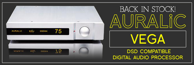 AURALiC - TAURUS MKII Balanced Headphone Amplifier