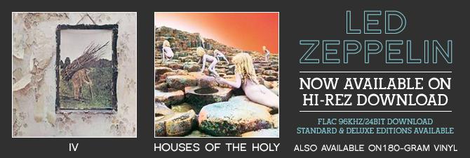 Led Zeppelin Downloads