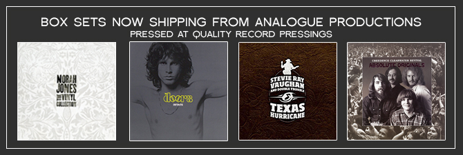 Analogue Productions Box Sets