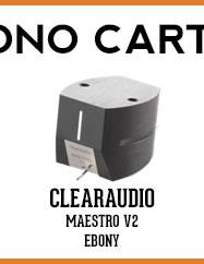 Clearaudio - Maestro v2 Ebony