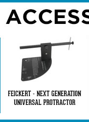 Feickert / Next Generation Universal Protractor