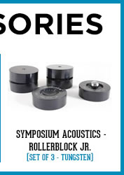 Symposium Acoustics - Rollerblock Jr