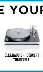 Clearaudio / Concept Turntable
