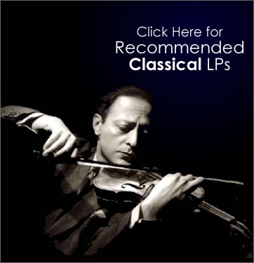 Recommended Classical LPs