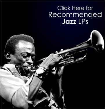 Recommended Jazz LPs