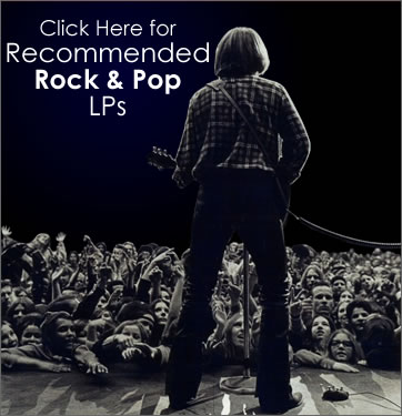 Recommended Rock & Pop LPs