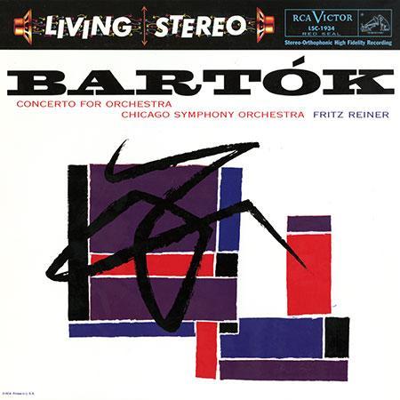 Fritz Reiner - Bartok: Concerto For Orchestra