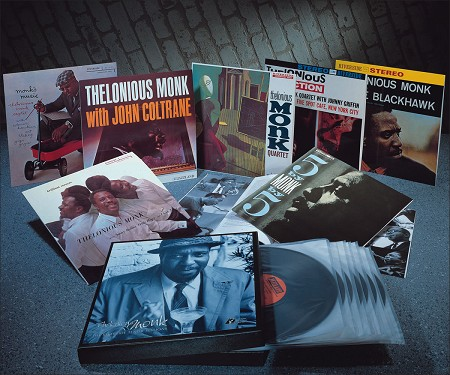 Thelonious Monk - The Riverside Tenor Sessions