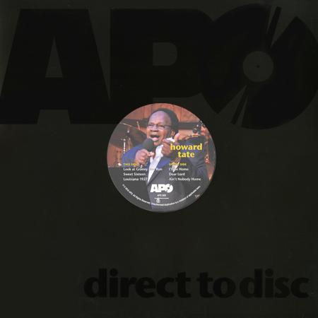 Howard Tate - Howard Tate Direct-To-Disc
