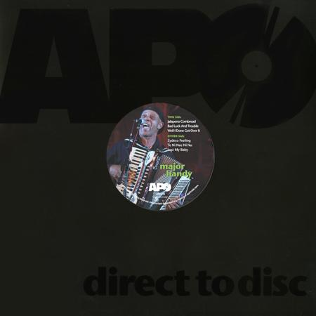 Major Handy - Major Handy Direct-To-Disc