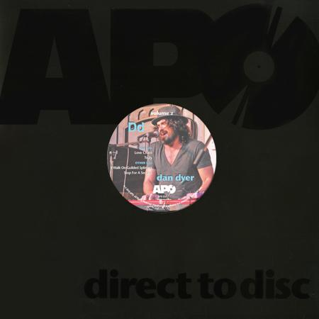 Dan Dyer - Dan Dyer Direct-To-Disc