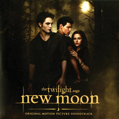 The twilight saga new moon original motion picture soundtrack