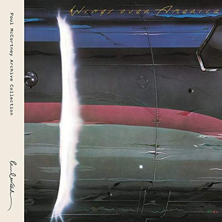 Paul McCartney and Wings - Wings Over America