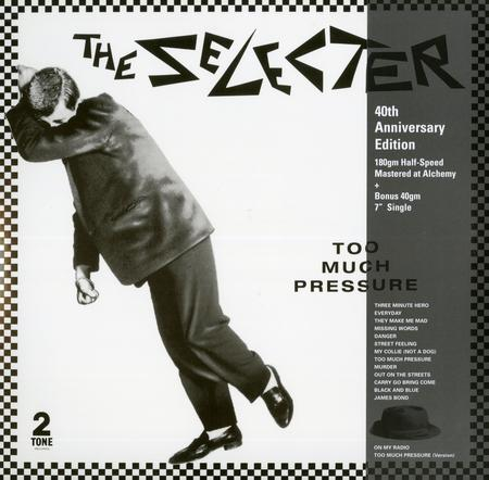 The Selecter - Too Much Pressure