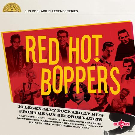 Various Artists - Red Hot Boppers